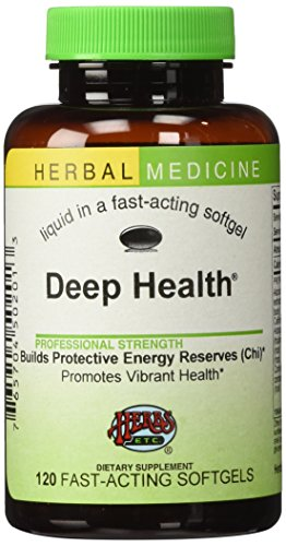 HERBS ETC. Deep Health, 120 Count