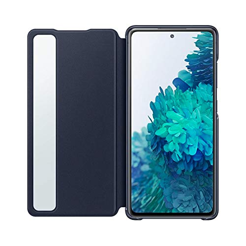 Samsung S20 FE Smart Clear View Cover Navy EF-ZG780CNEGEE Blu
