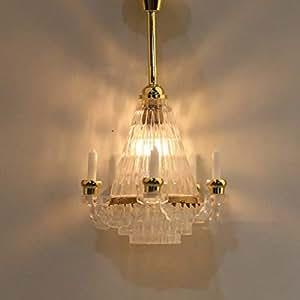 Amazon.com: Shengyuze - Lámpara de techo de acrílico para ...