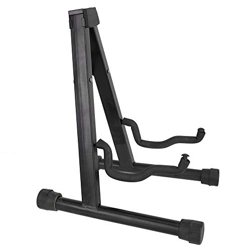 Kuyal Adjustable Folding Cello Stand for 1/8-4/4 Cellos-Black (Cello Stand Adjustable)