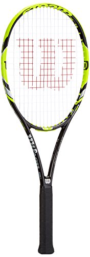 Wilson Tennis Racket unisex, For multi-surface play, For intermediate level...