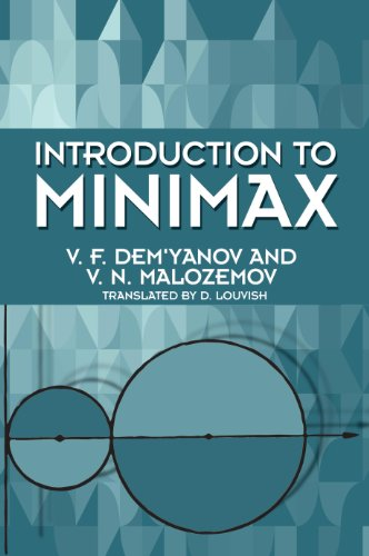 Introduction to Minimax (Dover Books on Mathematics)