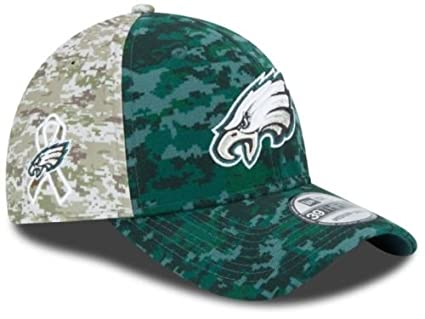 Amazon.com   New Era Philadelphia Eagles 2015 NFL Salute to Service ... 2ec0168ffed