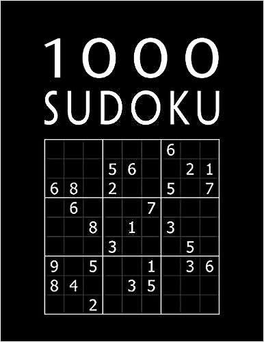 SUDOKU 1000: Jeu