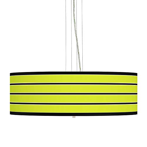 Lime Green Pendant Light Shade in US - 8