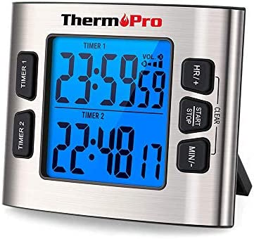 ThermoPro Backlight Kitchen Adjustable Display product image