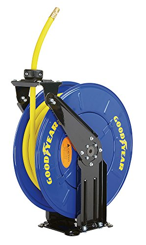 The 8 best hose reels for compressed air