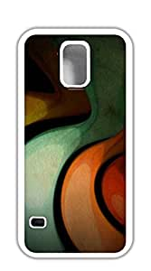 Personalized customPlastic Phone Case Back Cover case for samsung galaxy s5 for men - Animated Leopard