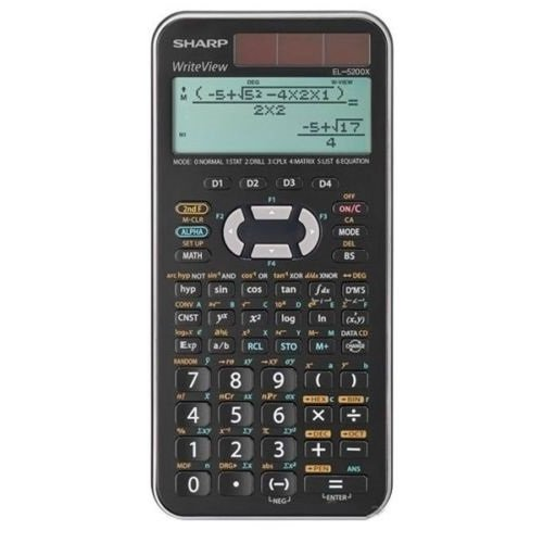 Sharp EL-5200X Calculator Scientific Calculator EL5200X by Sharp