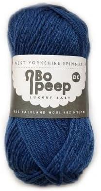 West Yorkshire Spinners Bo Peep Luxury Baby DK 011 Tooth Fairy