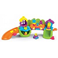 Fisher-Price Stack 'n Surprise bloquea Songs' n Smiles Sillytown