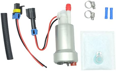 HiSport 3pcs//Set Fuel Pump Replacement Pigtail Connector Harness Wire Plug for TI//Walbro Universal Fit E85 450LPH 525LPH F90000267 F90000274 F90000285