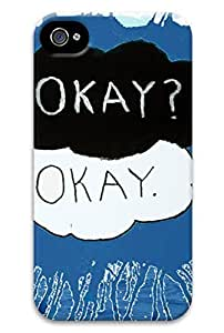 Online Designs Ferry fault in our stars PC Hard new phone For Case Iphone 5/5S Cover