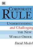 Corporate Rule, David Model, 1551642085