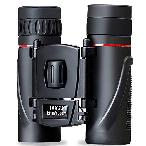 🥇 Binoculars Compact Powerful Binoculars for Adults Kids for Outdoors Sports Traveling Sightseeing Bird Watching Folding Lightweight Binoculars