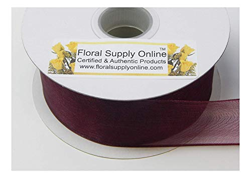 wired edge ribbon - 9