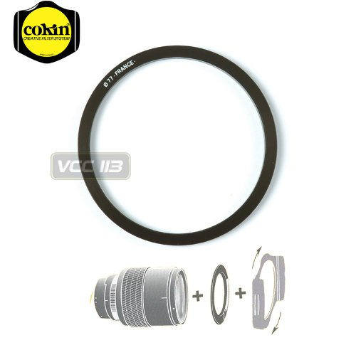 Cokin P-Series 77mm Lens Adapter Ring from Cokin