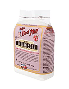 Bob's Red Mill Baking Soda, 16 Ounce