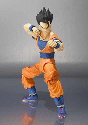 "Bandai Tamashii Nations S.H.Figuarts Ultimate Son Gohan ""Dragon Ball Z"" Action Figure"