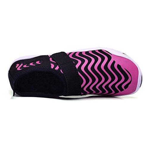 On Unisex Eagsouni Calze Acqua Nudi A Yoga Scarpe Beach Piedi Slip Swimming Womens Quick Di Bagno Drying Pelle Da Mens Per Rose fq7U6fxr