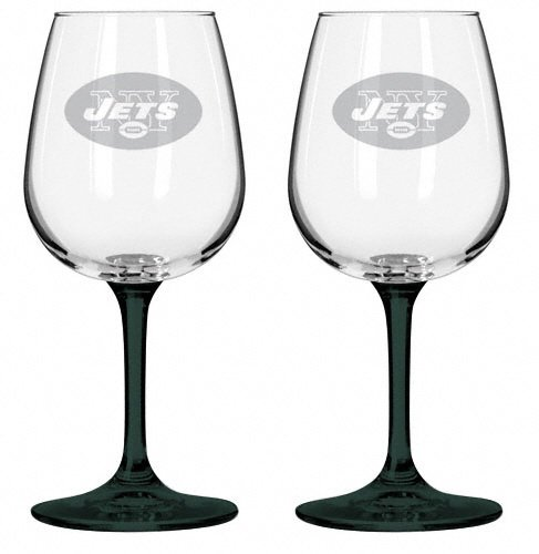 NFL Favorite Team Wine Glass, 2-Pack