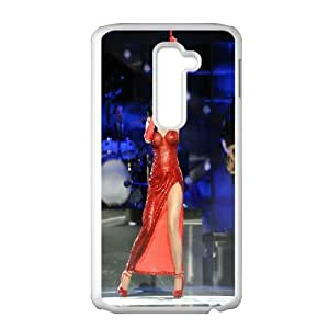 Fashionable Creative Katy Perry Cover case For LG G2 VT8M92124