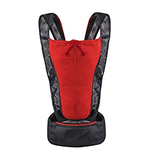 phil&teds Airlight Baby Carrier, Scarlet