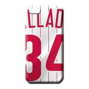 MMZ DIY PHONE CASEiphone 5/5s Slim Hot Style Durable phone Cases mobile phone carrying shells philadelphia phillies mlb baseball