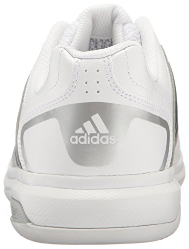Adidas Originals Mens Barricade Approach Str Scarpe Da Tennis Bianco / Blu Scuro / Argento Opaco