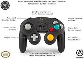 PowerA - Controlador inalámbrico mejorado (Nintendo Switch ...