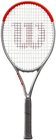Wilson Clash 100 Silver Tennis Racquet