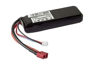 Batería 2400mAh 7.4V Po-Li ( polímero de litio ) para modelos de radio control, coches de radio control, helicópteros, aviones, barcos...