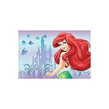 "Disney Princess Little Mermaid Ariel "" Swimming Beauty "" Standard Pillowcase"