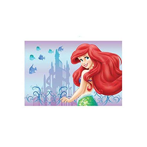 Princess Mermaid Swimming Standard Pillowcase product image