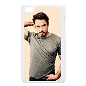 QWSPY Robert Downey Jr Phone Case For Ipod Touch 4