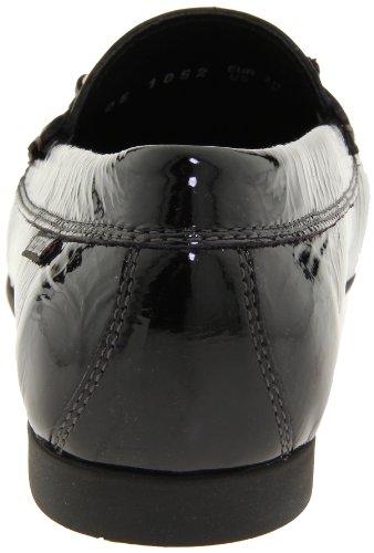 Mephisto Vrouwen Jade Slip-on Loafer Zwart Crinkle Patent