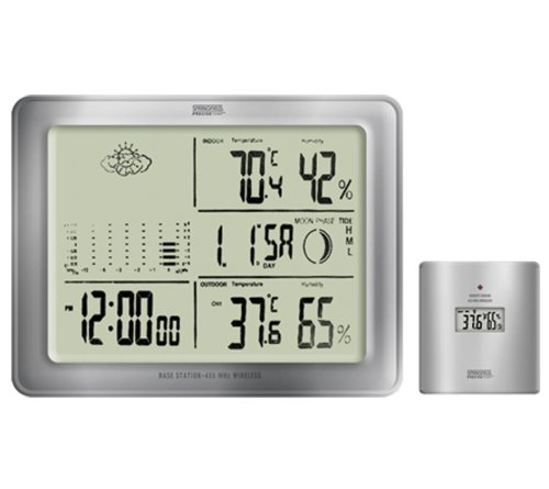 Springfield Wireless Weather Forecaster Deluxe Wireless Weather Station