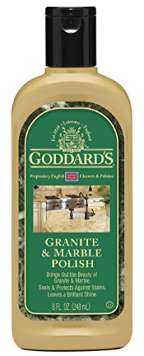 Goddard's Granite & Marble Polish – 8 oz - Marble Wax