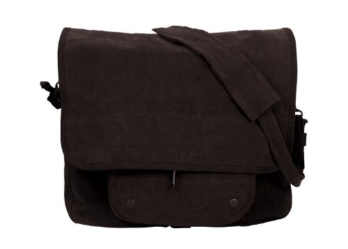 Rothco Vintage Canvas Paratrooper Bag, -