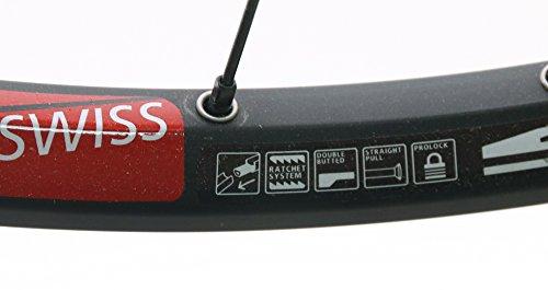 DT Swiss 26'' M1700 Spline MTB Bike Wheelset Tubeless 15mm/12mm Shimano/SRAM NEW by DT Swiss (Image #4)