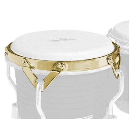 Latin Percussion M430B Large Matador Traditional Bongo Rim - Gold