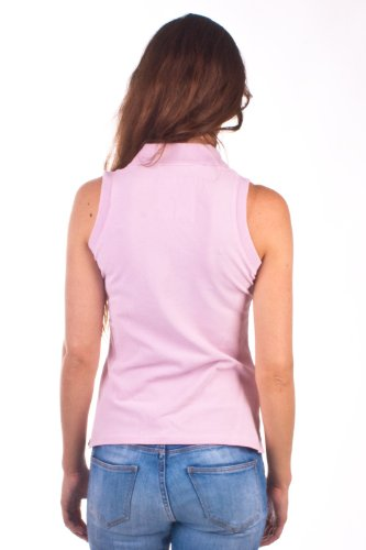 La Martina Polo manches - petite lumière rose rose cavalier R73