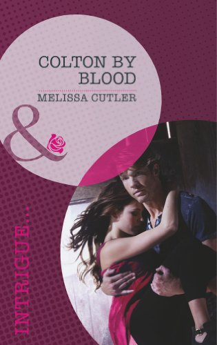 book cover of Colton by Blood