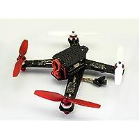 RC 175 Class Multirotor FPV Quadcopter Racing Drone Racer HUNG GA 175 Mini FPV Racing Drone Kit + Motor + Propeller + ESC + Flight Controller
