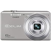 Casio Exilim EX-ZS20 Digital Camera Silver EX-ZS20SR