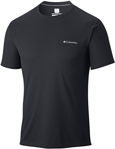 Columbia Zero Rules Short Sleeve Shirt - Camiseta para mujer Black