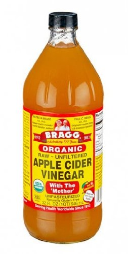 Vinegar Apple Cider Unf Org 32 OZ (Pack Of 3) - Pack Of 3 by Bragg