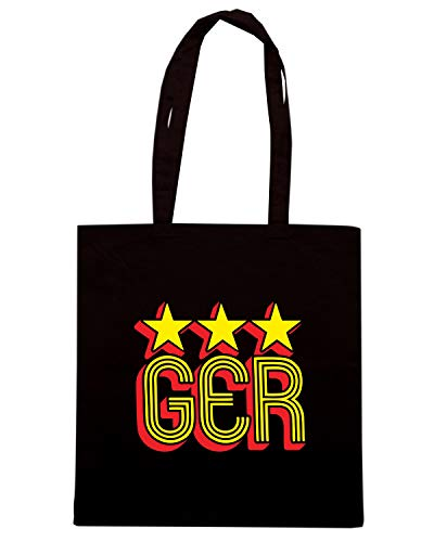 Speed Nera CLEARANCE Shirt STARS Shopper GERMANY WC0262 Borsa qp7qH