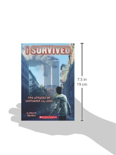 I Survived the Attacks of September 11th, 2001 (I Survived, Book 6 ...