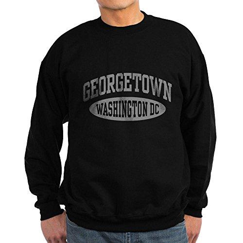 CafePress - Georgetown Washington DC Sweatshirt (dark) - Classic Crew Neck - Shops Georgetown Dc Washington